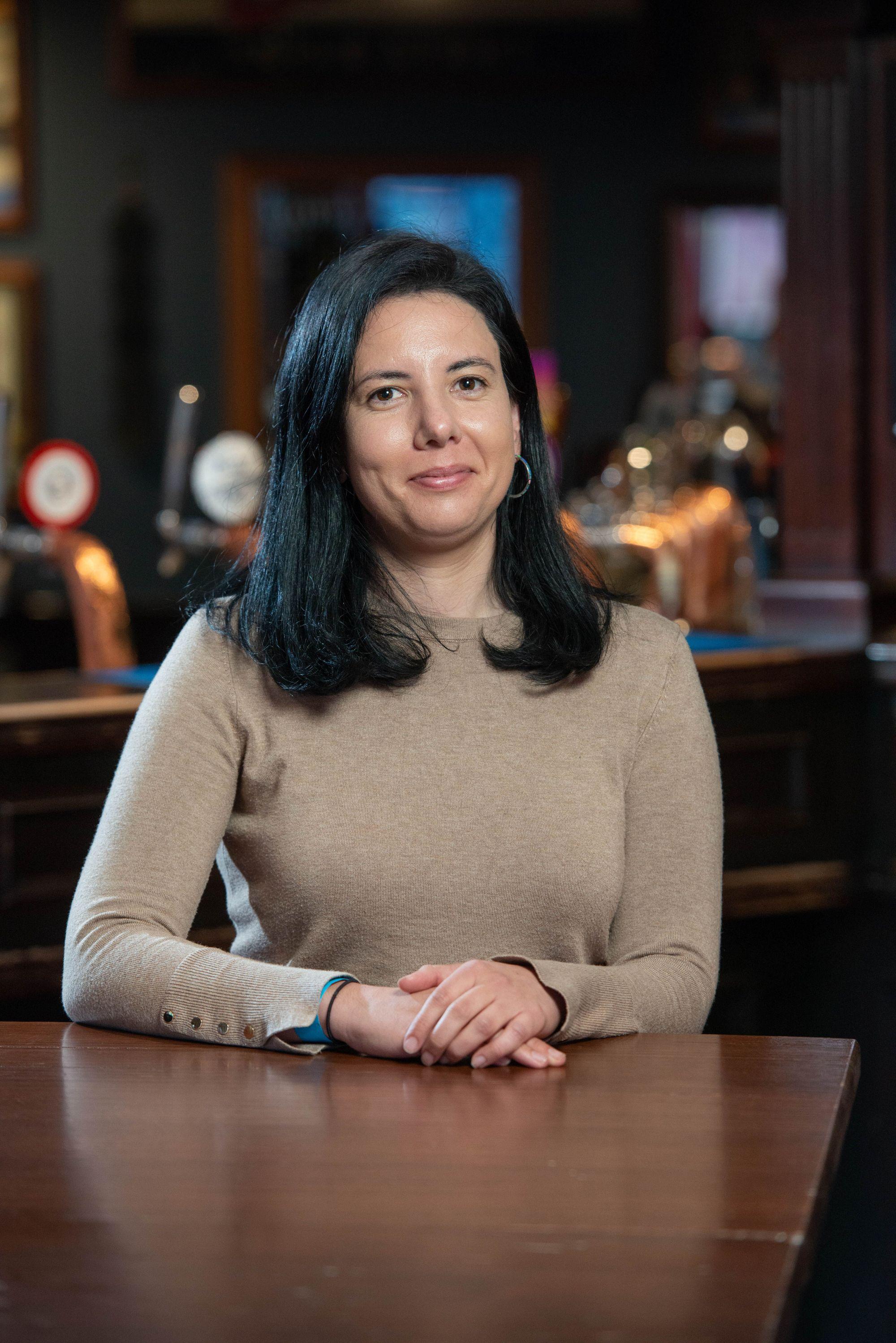 Sara Morón  /> </a>             <a href=