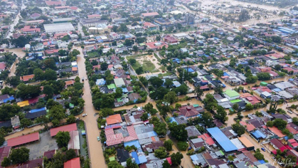 Floods And Covid-19 In Timor-Leste Reveal Risks Of Interacting Hazards
